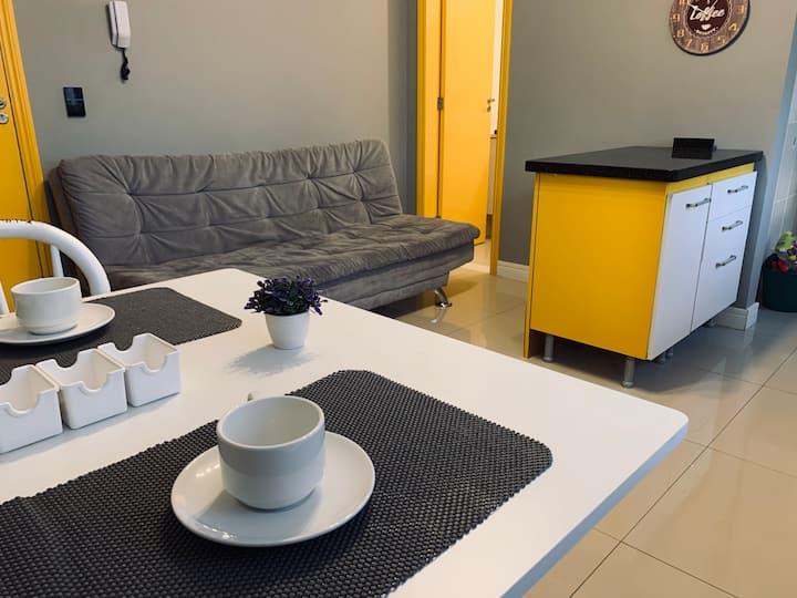 Apartamento Bonito Tranquilo Coração do Água Verde
