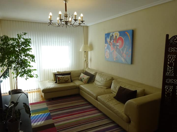 SAN FERMIN APARTAMENT FOR UP TO 6 PEOPLE.