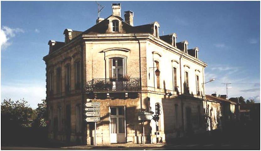 Chambre  chez l'habitant - Magnac-sur-Touvre - Rumah