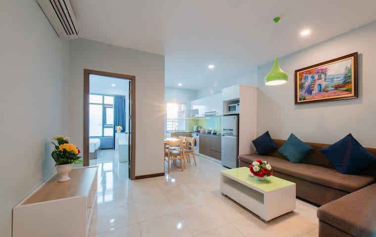 3 Bedroom Ocean view+BALCONY Seaview by handybeach