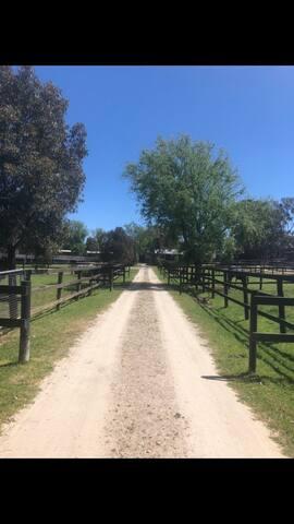 Kingscote Stables Farmhouse