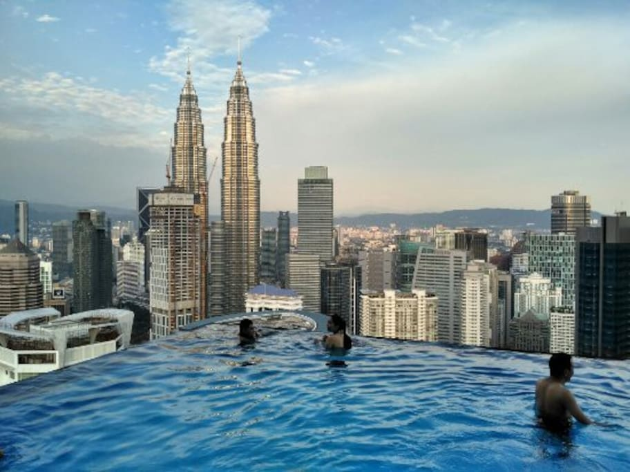 50th Floors Kl Platinums Luxury Premium Bedroom Guest Suites For Rent In Kuala Lumpur Wilayah