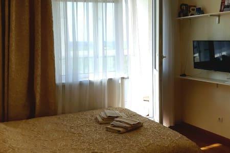 Уютная студия на Бурнаковской