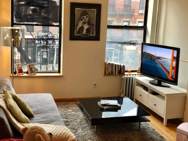 Great apartment in the heart of Manhattan!