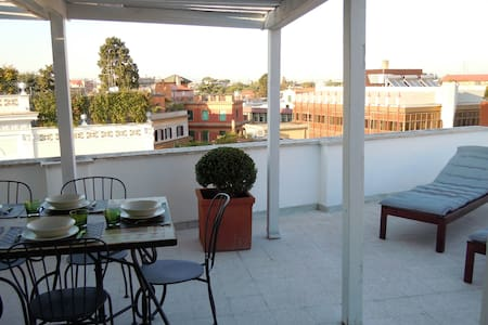 HOME ON TERRACE - Roma - Daire