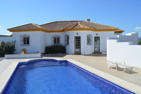 Amazing detached villa with huge private pool