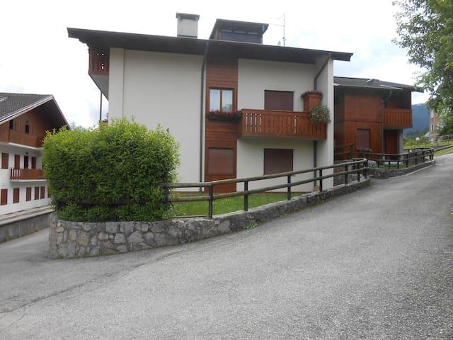 Appartamento Valle di Cadore Dolomiti - Valle di Cadore - Apartment