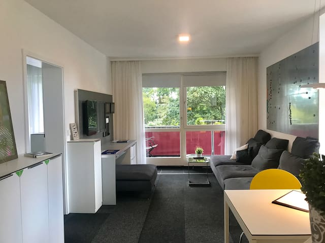 Comfortable 2-room apartment - D 14 KIESELBERG