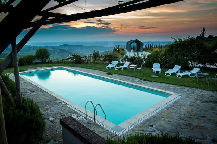 AGRITURISMO FORESTERIA SETTEVIE - Cappelletto - Daire
