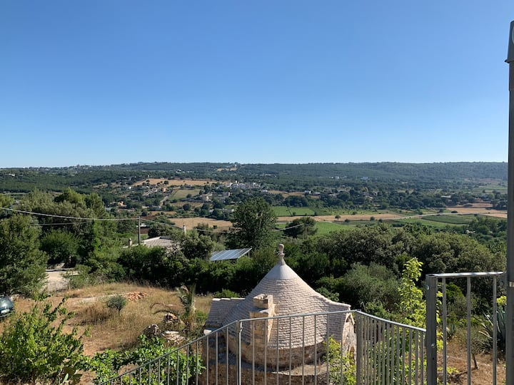 Villa panoramica oasi di pace