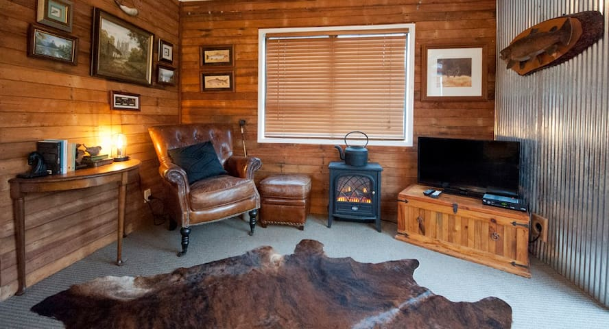 Cosy cottage hidden in the city - Rotorua - Cabin