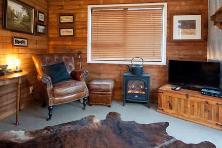 Cosy cottage hidden in the city - Rotorua - Chalet