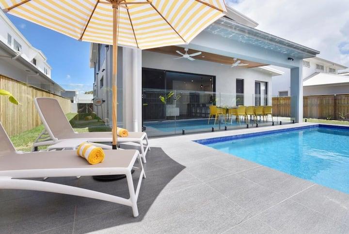 Luxury Bokarina Beachhouse