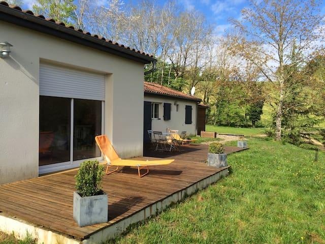 maison de vacances le glandier - Sarlat-la-Canéda - Huis