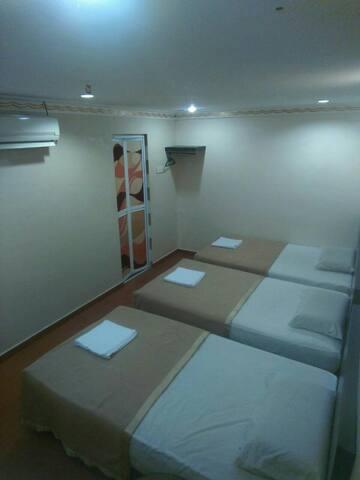 Single room at the heart of town - Kuala Terengganu
