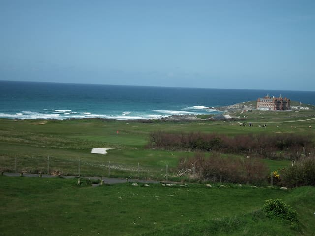 Apartment One FistralView Newquay