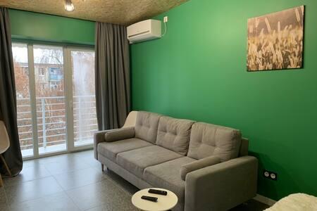 """Квартира """"EcoGreen"""" после полной реновации."""