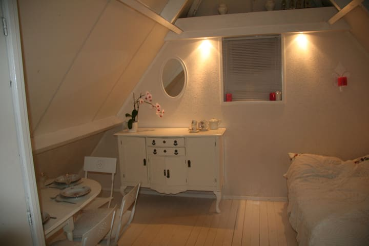 explore the  north: relaxing studio - Kollumerzwaag - Apartamento