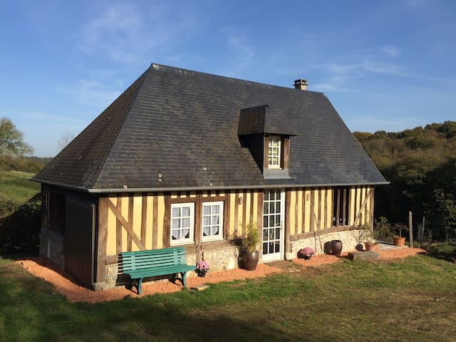 "Le Cottage ""Goodtime"" - Pays d'Auge"