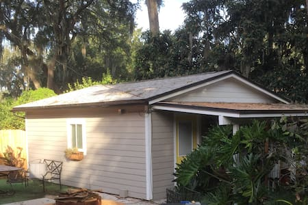 Private Guest Cottage - Jacksonville - Bungalov