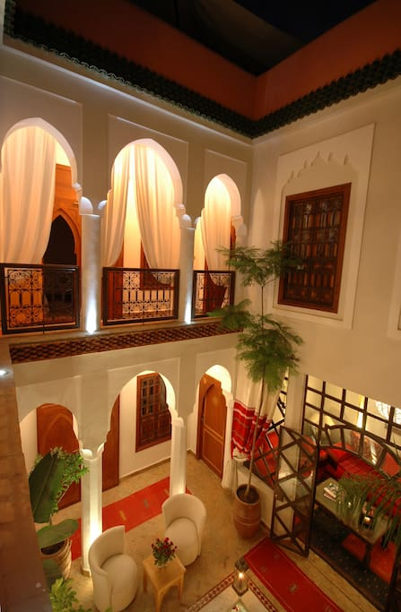 Arches marocaines