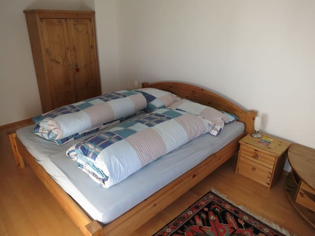 quiet room in great sourrounding - Salzburgo - Casa