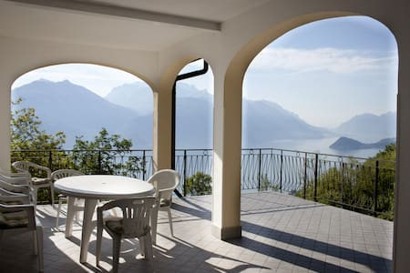 Como Lake Marvellous house-Menaggio - Plesio - Apartemen