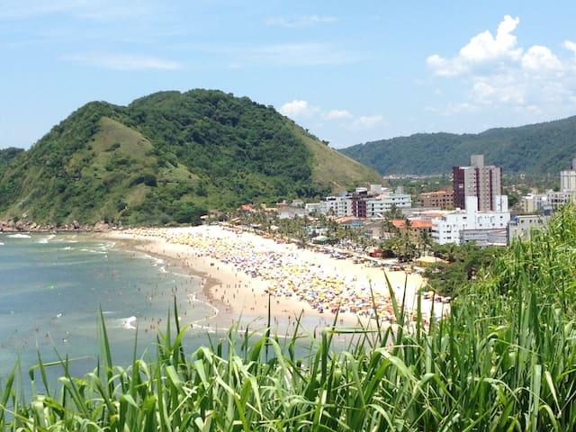 Apê - Praia do Tombo - Bandeira Azul
