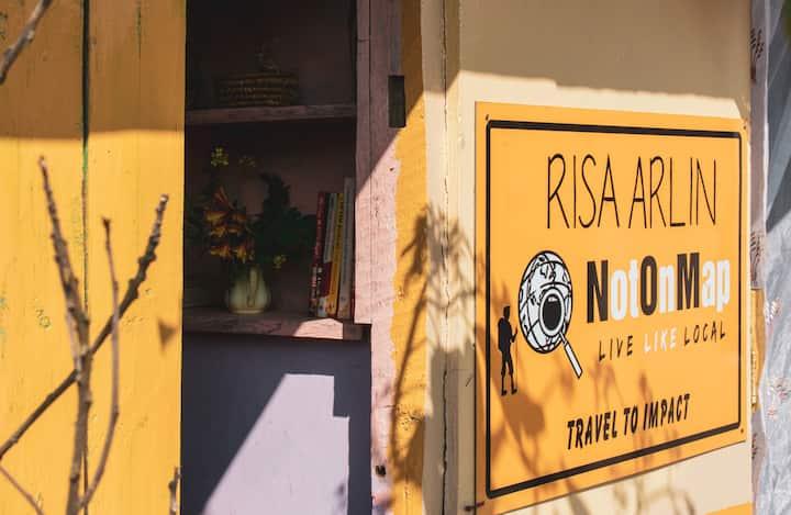 NotOnMap - Risa Arlin Homestay