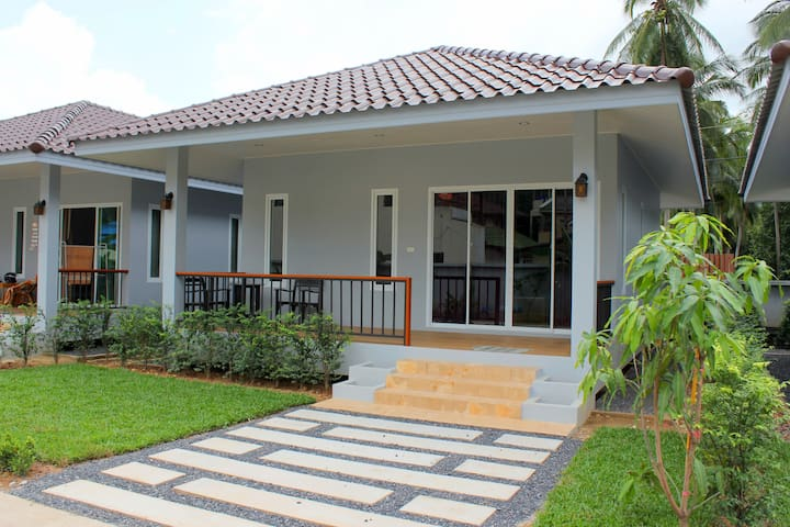 Brand New Secluded 1 Bedroom House - Ko Samui