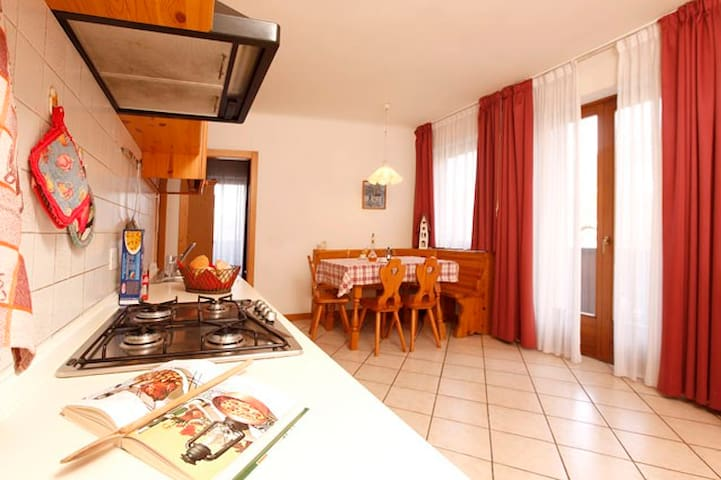 Cozy 4-people apartment in Andalo - Andalo