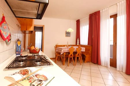Cozy 4-people apartment in Andalo - Andalo - Pis