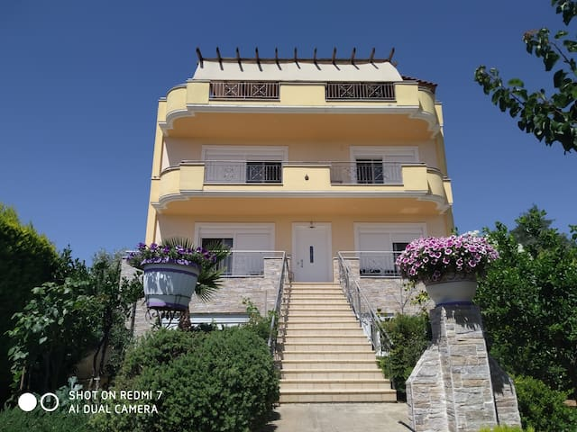 House with wonderful view(ΣΠΙΤΙ ΜΕ ΘΕΑ)