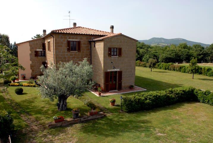 Poderone Vecchio - Sorano - Apartament