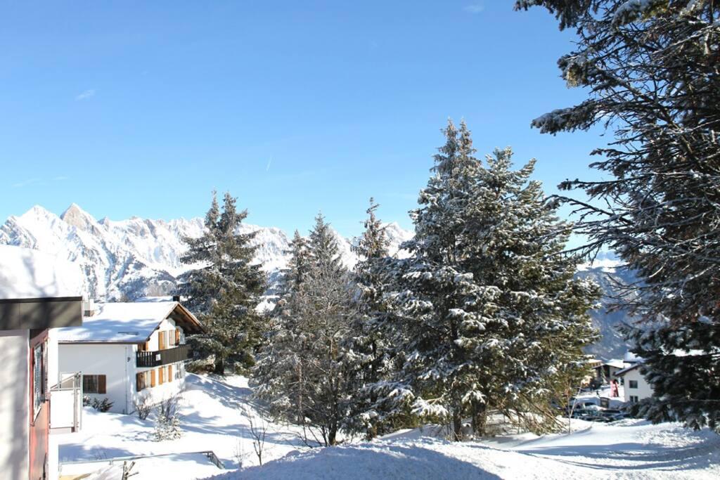 Winter in Flumserberg