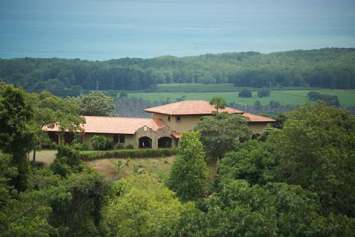 Casa de Leones!  Manuel Antonio/Ocean View Villa!