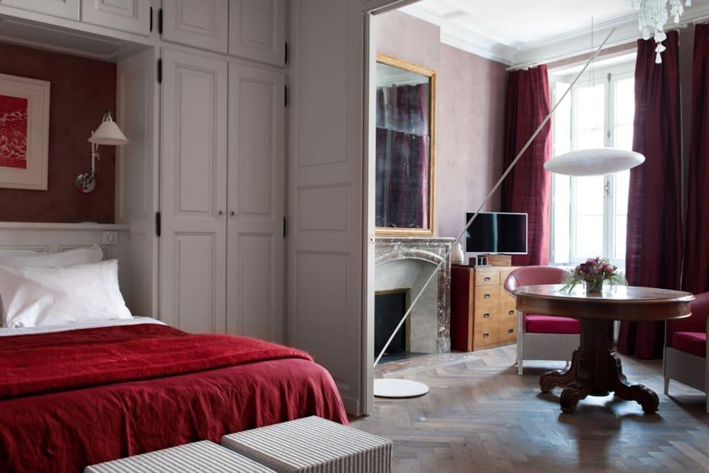 Edenouest b b chic et design chambres d 39 h tes louer for Chambre d hote a la rochelle