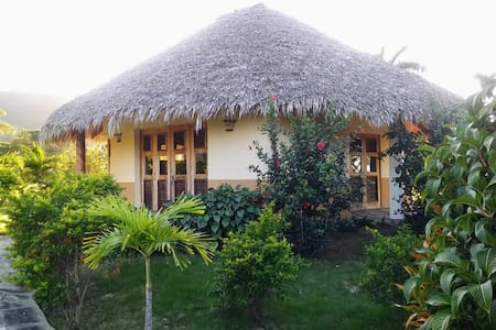 House in Naturist Village