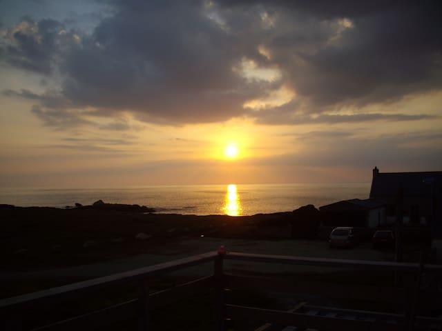 Maison  bord de mer vue imprenable - Penmarch