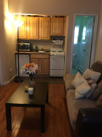 Beautiful studio apartment!! 15min away from NY
