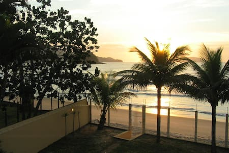 Beachfront House in Ubatuba