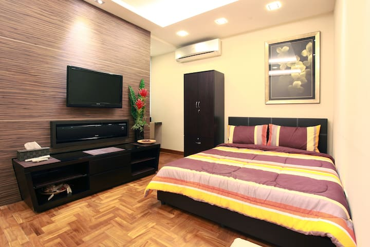 Spacious En Suite Room (Singapore) - Singapura