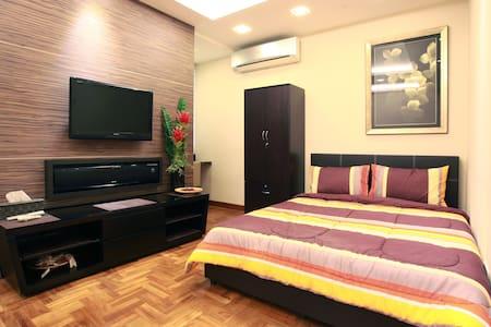 Spacious En Suite Room (Singapore) - 新加坡 - 獨棟