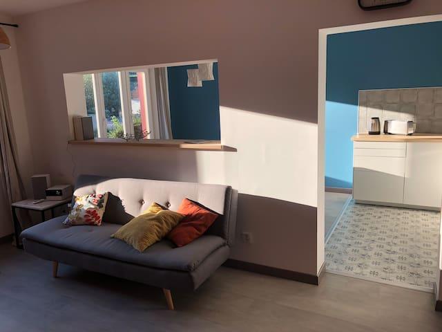 Le Cabinet de Bénoni, meublé de tourisme 4*