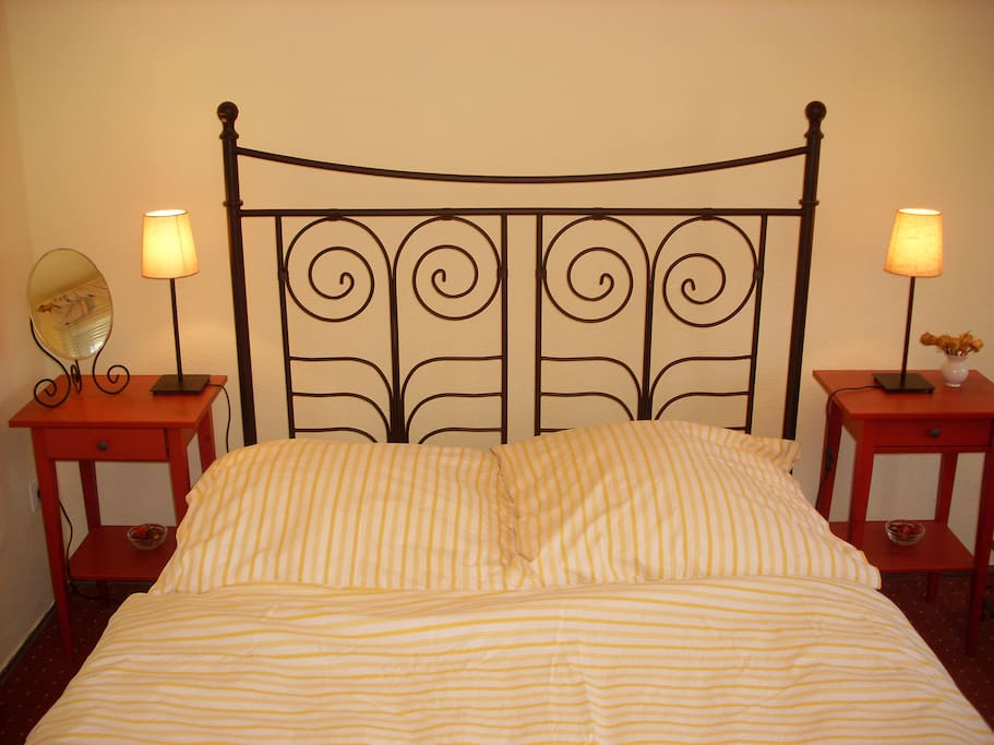 Romantische kamer voor u bed breakfasts te huur in strehla saksen duitsland - Romantische kamers ...