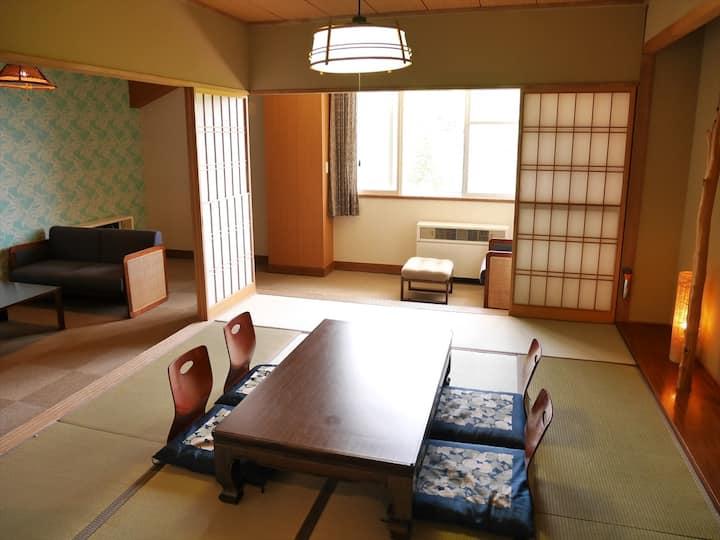 100% Natural Onsen - Cozy Japanese Style Studio