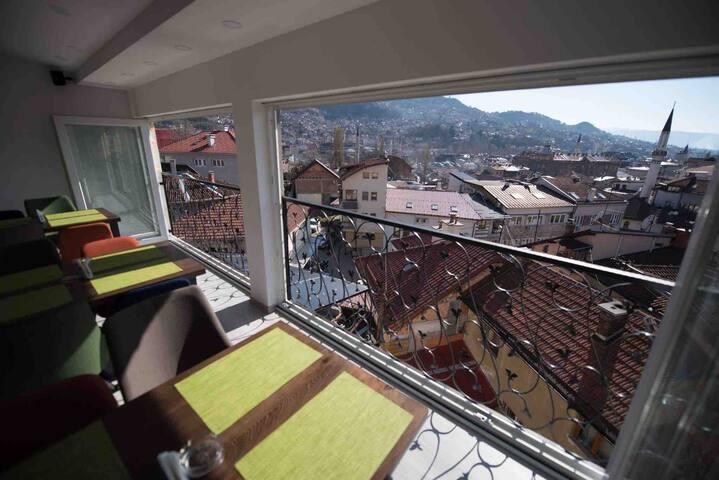 Hotel Plaza Sarajevo