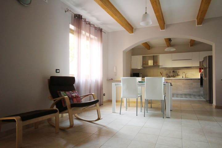 Big & cozy apartment in Vibo Marina - Vibo Marina - Apartament