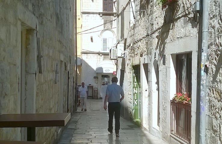 Wonderful room in center of Split