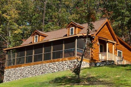 Kalmia Cabin @shenandoahwoods